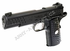 KAC 1911 Knight Hawk - celokov, blowback - WE | Army Airsoft