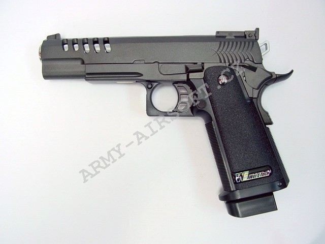 HI-CAPA 5.1 Type K - celokov, blowback - plyn - WE
