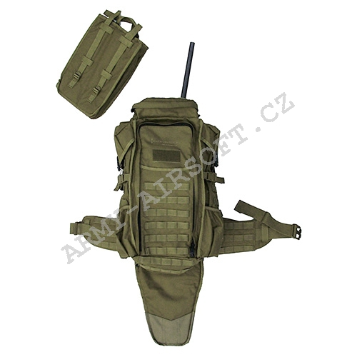 Batoh sniper PHANTOM pack MILITARY GREEN