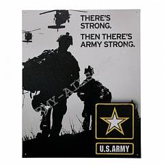 Cedule U.S.ARMY STRONG | Army Airsoft