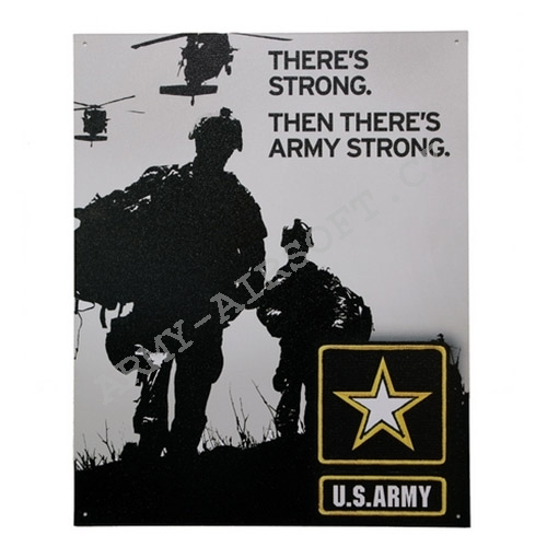 Cedule U.S.ARMY STRONG