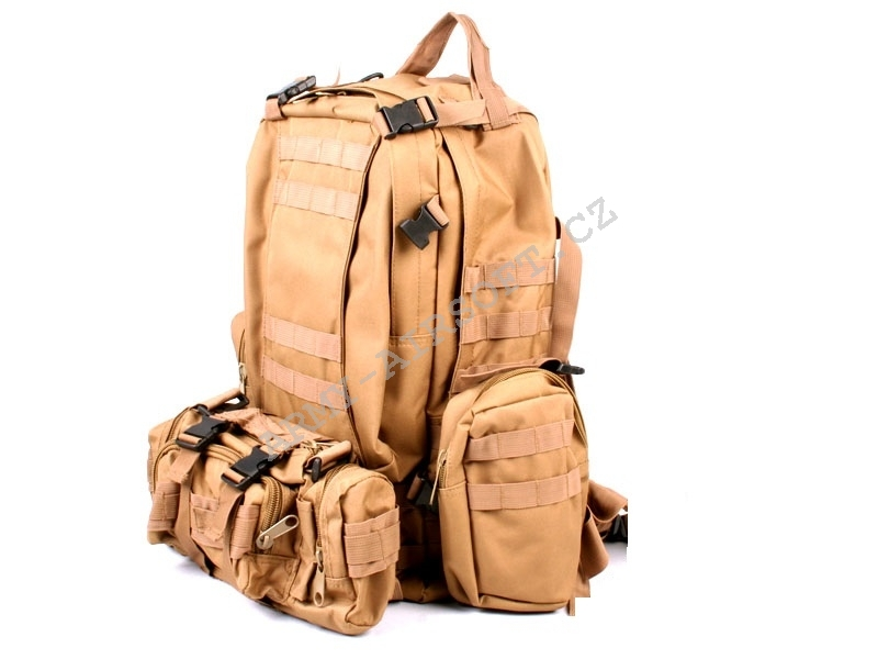 Batoh 3L-Day Assault Pack - TAN - ACM