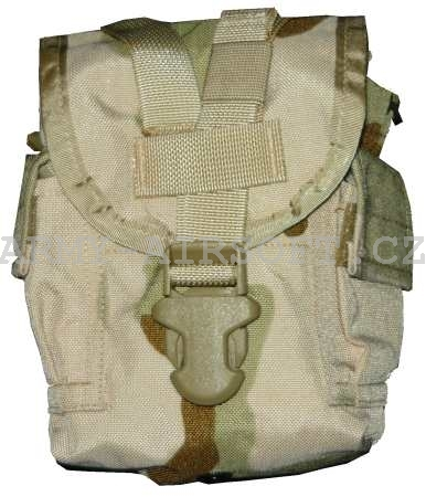 Sumka US Desert 3C Canteen MOLLE, ARMY GOODS