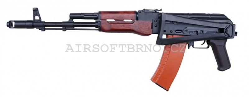 AKS74N wood, metal, blow back JG