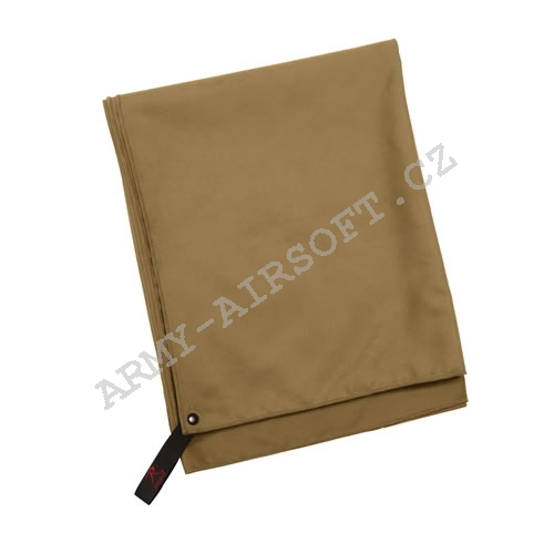 Ručník MICROFIBER COYOTE BROWN