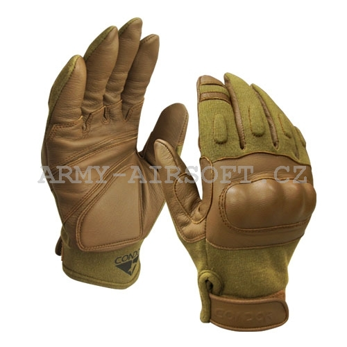 Rukavice Condor HARD KNUCKLE TAN