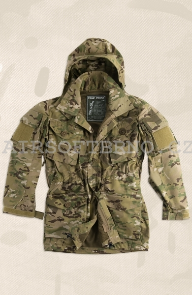 Field parka Helikon - MULTICAM/CAMOGROM - Ripstop