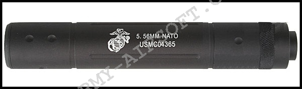 Tlumič 195 x 31 mm USMC - ACM