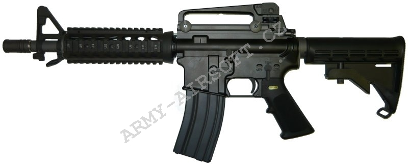Colt M4 CQBR gas blow back WE