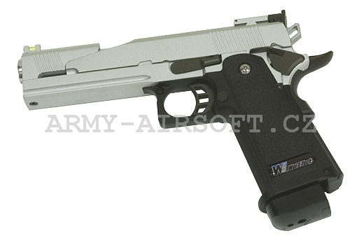 Hi-Capa Dragon A Stainless WE