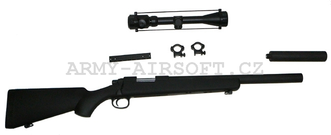 Airsoft Sniper SG  BAR10G set STTi