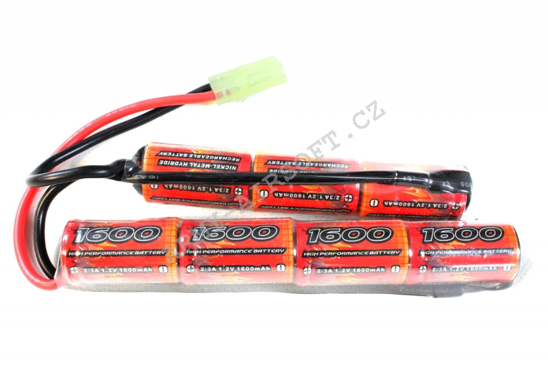 Akumulátor 8,4V 1600mAh - Mini CQB - VB Power