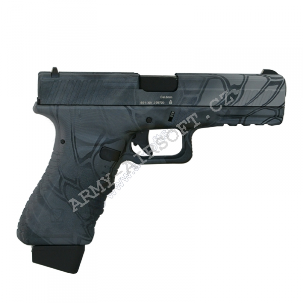 Action Combat 601, blowback, CO2 (ACP601) - Kryptek Typhon