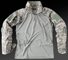 Tričko Helikon - COMBAT SHIRT - ACU DIGITAL | Army Airsoft