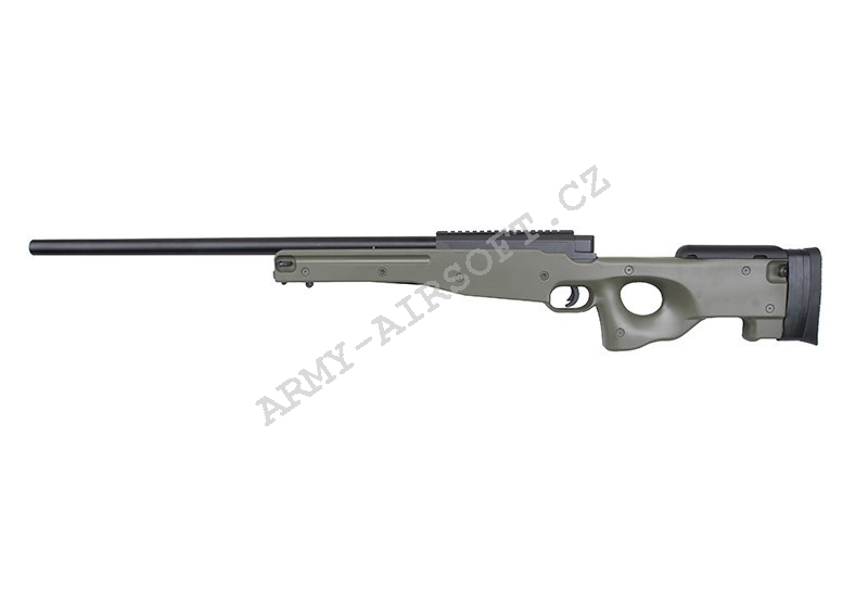 Airsoft Sniper L96 (MB-01) Olive - WELL