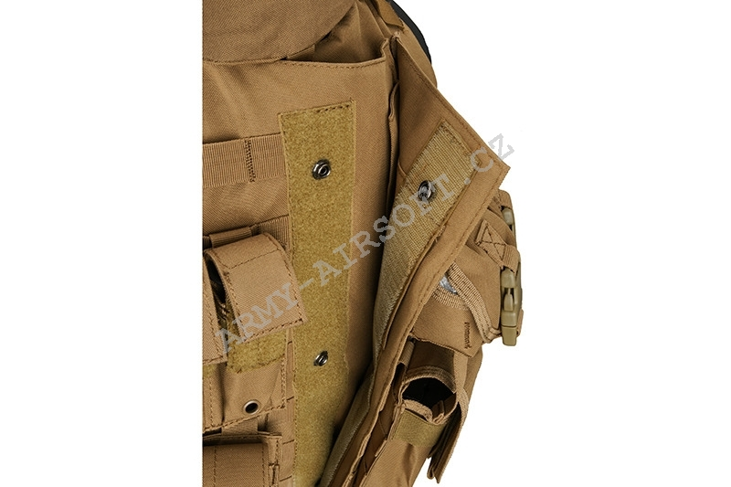 Replika vesty Interceptor Body Armour - Coyote - ACM