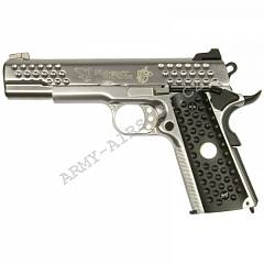 KAC 1911 Knight Hawk Chrome - WE | Army Airsoft