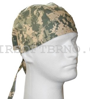 Šátek HEADWRAP ARMY ACU DIGITAL CAMO