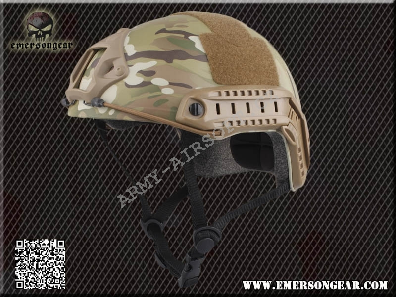 Replika balistické helmy FAST MH Multicam - EMERSON