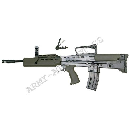 L85 A2 Rifle - STAR