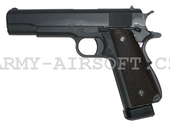 M1911 Hi-Capa celokov NEW CO2 WE