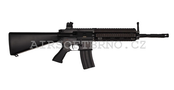 H a K HK416 fixed stock JG
