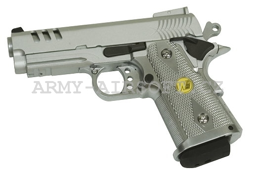 Hi-Capa 3.8 A Stainless WE