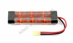 Akumulátor VB Mini 9,6V/1600 mAh - VB Power | Army Airsoft