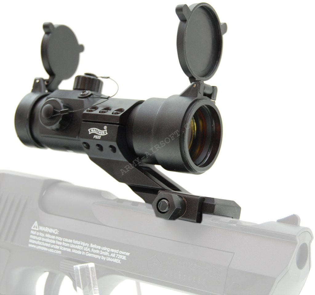 Kolimátor Walther PS22 PointSight