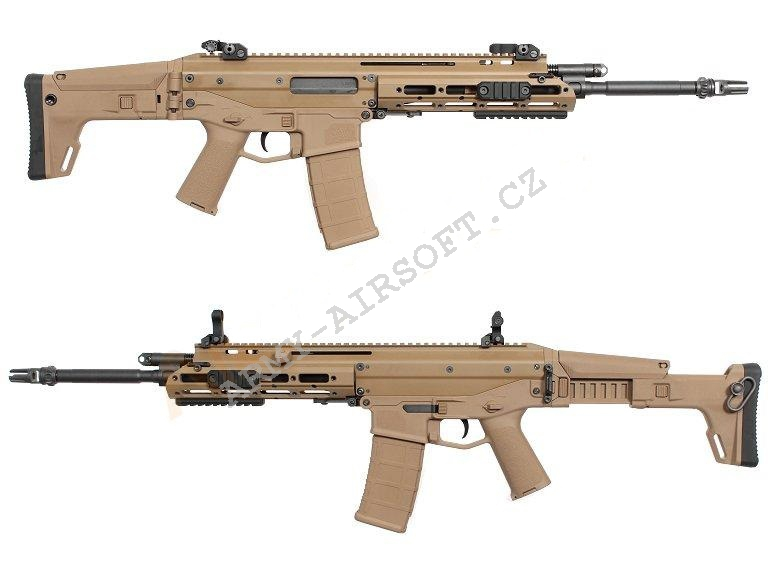 MSK (Masada-ACR) GBB - blowback, TAN