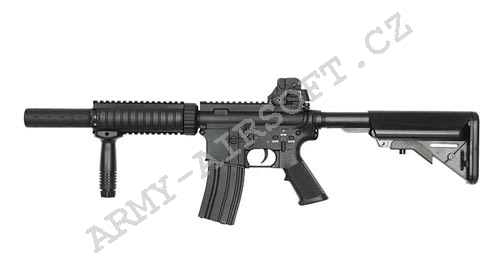 Colt M4 CQB Special Ops full metal DBoy - updated
