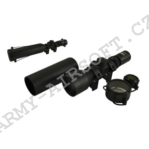 Rifles Scope PBS 3-9x42