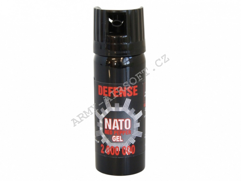 Sprej Nato Pepper Gel 50ml