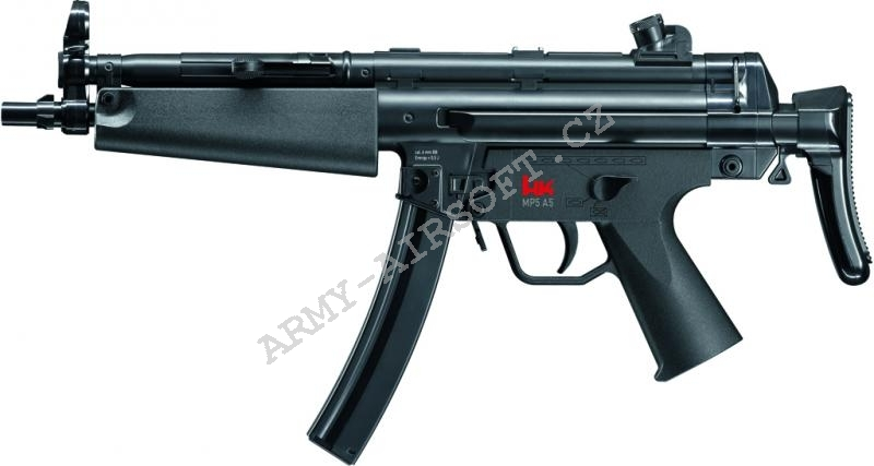 H & K MP5 A5 Dual Power