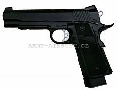 Hi-Capa KP05 celokov CO2 STTi | Army Airsoft