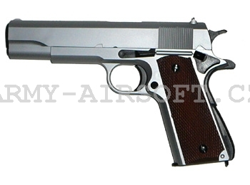 M1911 A1 Stainless HW UHC