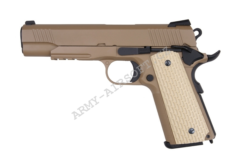 Kimber Desert Warrior 5.1 , celokov, blowback - WE
