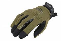 Taktické rukavice CovertPro® Olive - Armored Claw | Army Airsoft