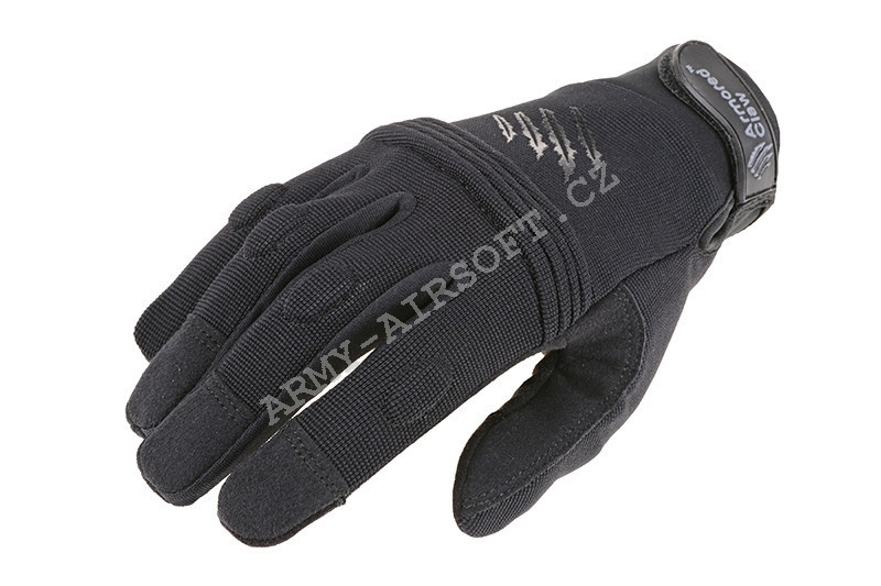 Taktické rukavice CovertPro® Black - Armored Claw