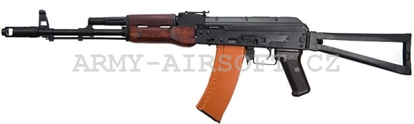 AK 74S H blow back APS