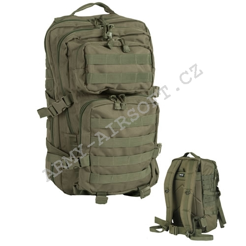 7a3efb6c76 Batoh vojenský US ASSAULT PACK 50L - OLIV