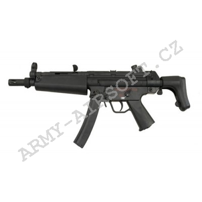 H&K MP5J - celokov, blowback (CM.049J) - CYMA