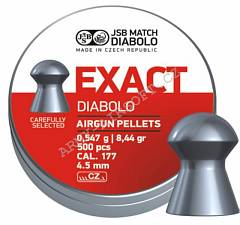 Diabolky JSB Exact cal. 4,5mm, 500ks | Army Airsoft
