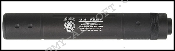 Tlumič 195 x 31 mm U.S. ARMY - ACM
