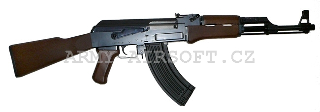 AK 47 Warrior