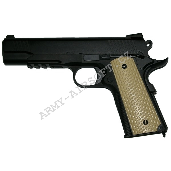 Colt M1911 Tactical kov WE