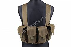 Chest Rigg - OLIVE - ACM vesta | Army Airsoft