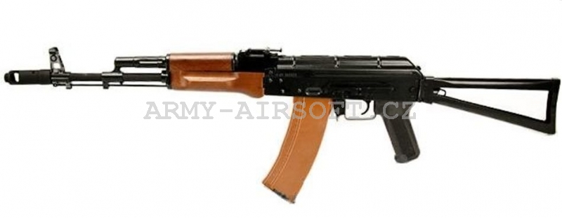 AKS-74 wood/steel DBoy
