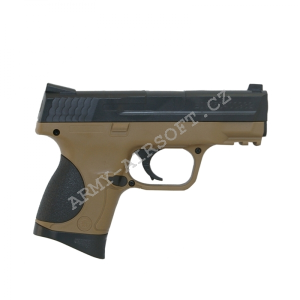 Smith & Wesson M&P 9C TAN - CYBG