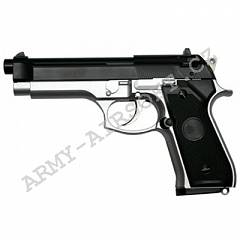 M92F Black/Stainless ''NEW'' -  STTi | Army Airsoft